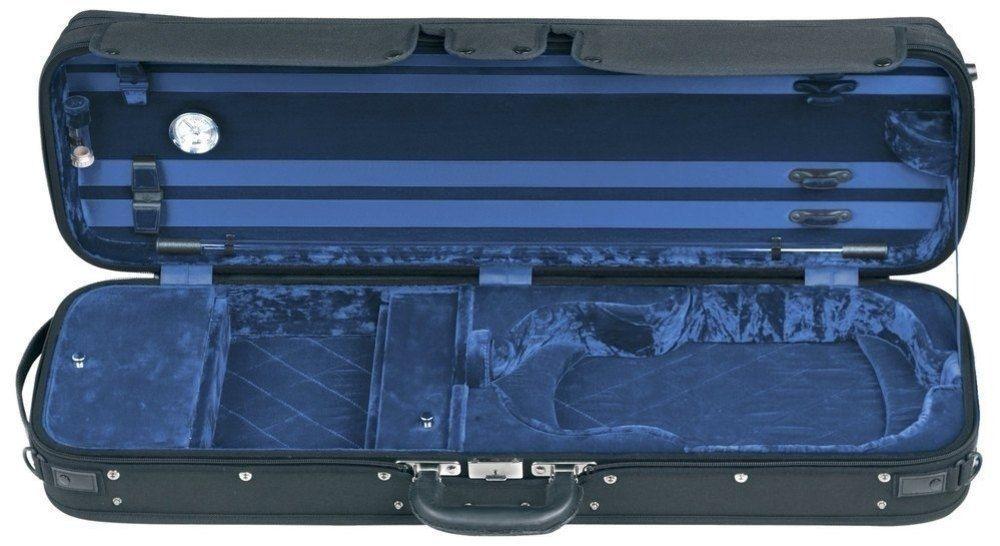 "GEWA Etui Violine Atlanta"" 4/4 blau Hygrometer, GEWA 309305"