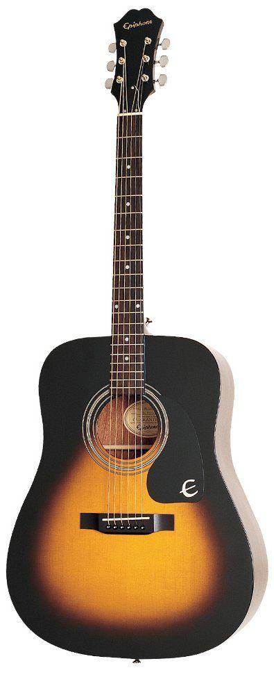 Epiphone Songmaker DR-100 Vintage Sunburst Akustikgitarre