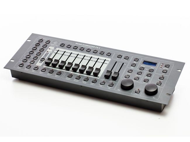 GLP Scan Operator FX II DMX Controller