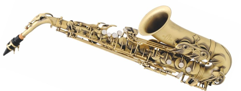 Buffet Crampon Altsaxophon Serie 400 Intermediate GB BC-8401-4-0 gebürstet