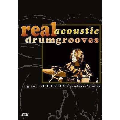 Real-Acoustic-Drumgrooves DVD Goldsoundmusic