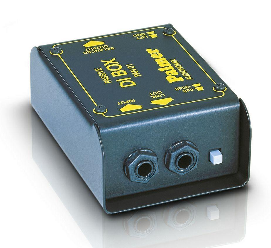 Palmer PAN 01 passive DI-Box