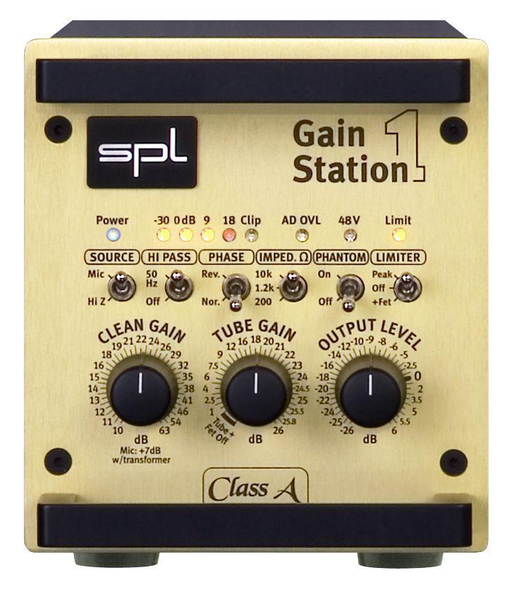 SPL Gain Station 1 Preamp