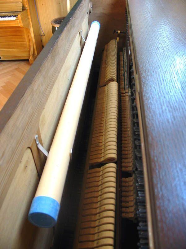 Hydroceelstab universeller Luftbefeuchter für Klaviere, 1 m lang