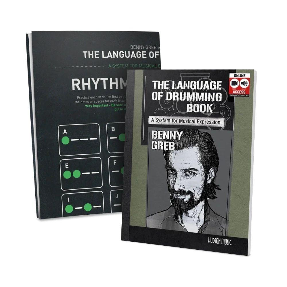 Noten Benny Greb The language of drumming HL 192695 online Audio