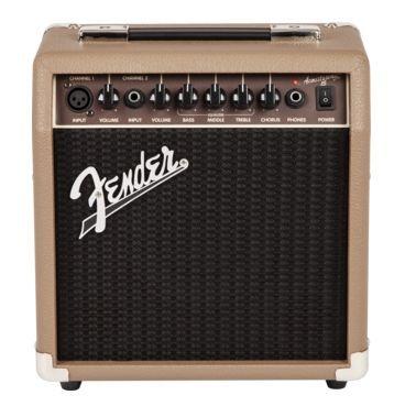 "Fender Acoustasonic 15  Akustik Verstärker 15 Watt  1x6"" Lautsprecher"