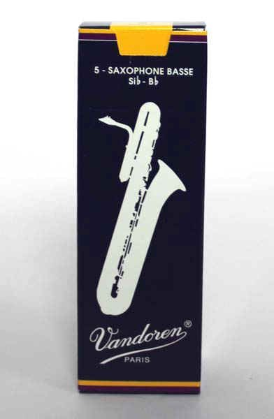 Vandoren Blatt Baß-Saxophon Traditionell 3,0