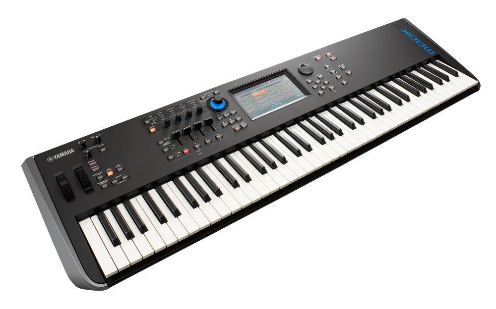 Yamaha MODX-7  Synthesizer mit 76 Tasten, 5,67 GB Wave Rom,