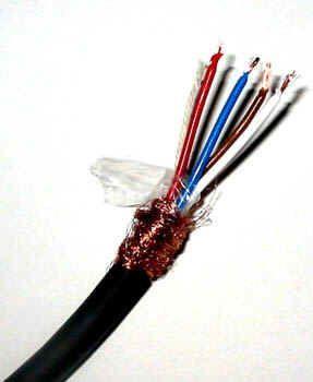 AES/EBU-Kabel 110Ohm 4-adrig