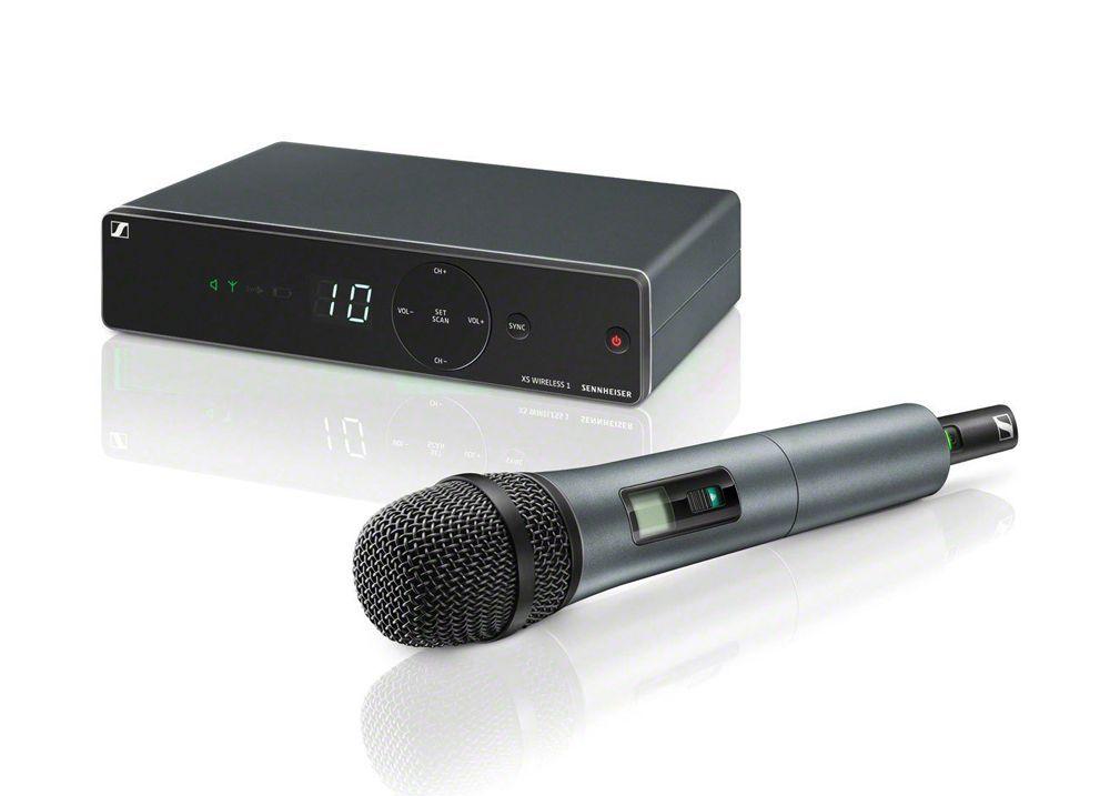 Sennheiser XSW 1 835-E Vocal Wireless System, Drahtlos System NEU
