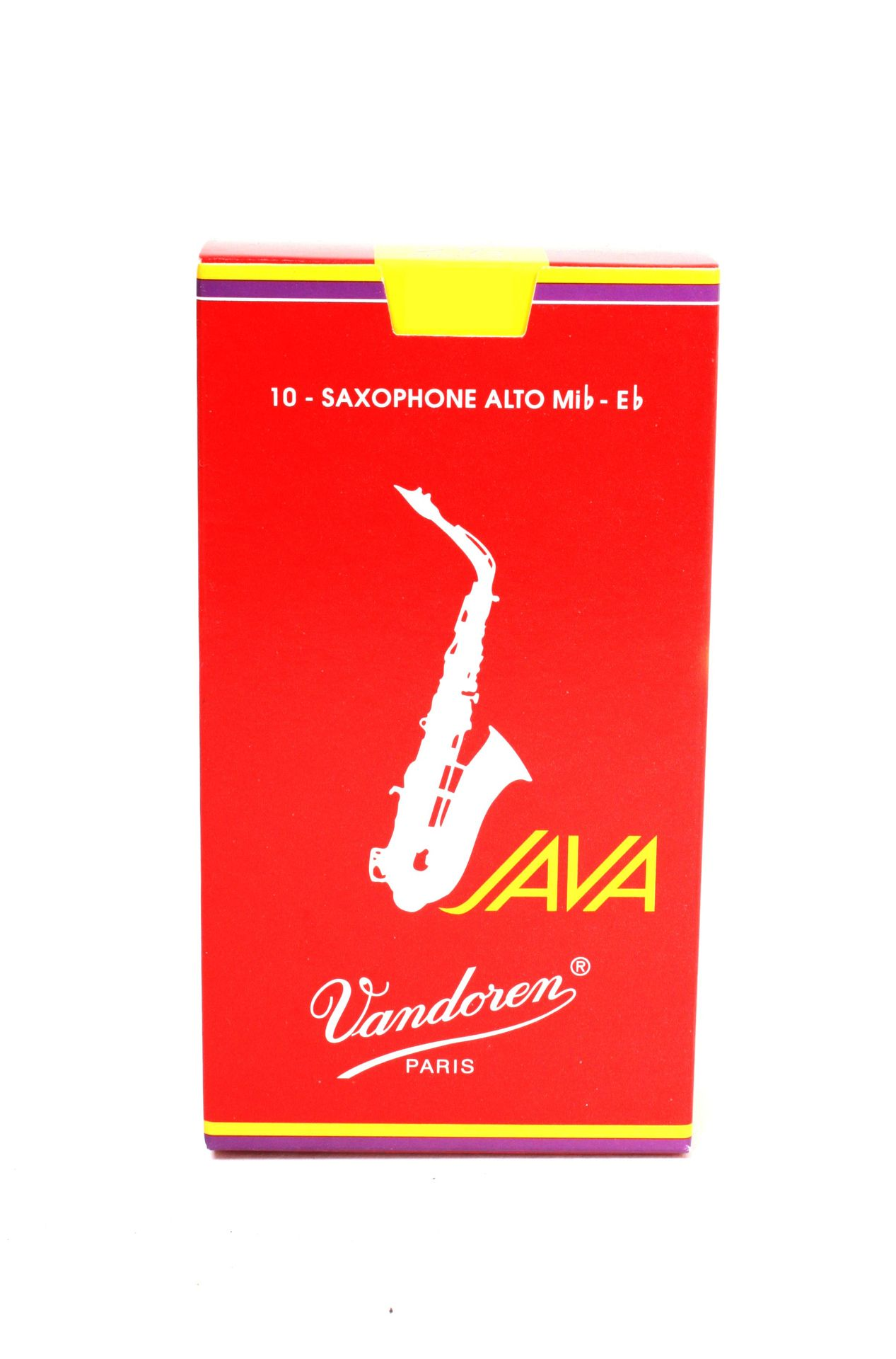 Vandoren JAVA RED Altsaxophon 2,0 Blatt