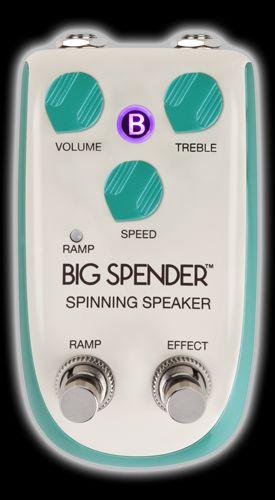 Danelectro Big Spender Effektpedal für E-Gitarre
