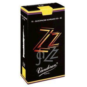 Vandoren ZZ Sopran-Saxophon JAZZ 2,0 Blatt
