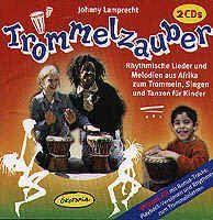 CD Trommelzauber DIE CD zum Buch Ökotopia 3-936286-87-6