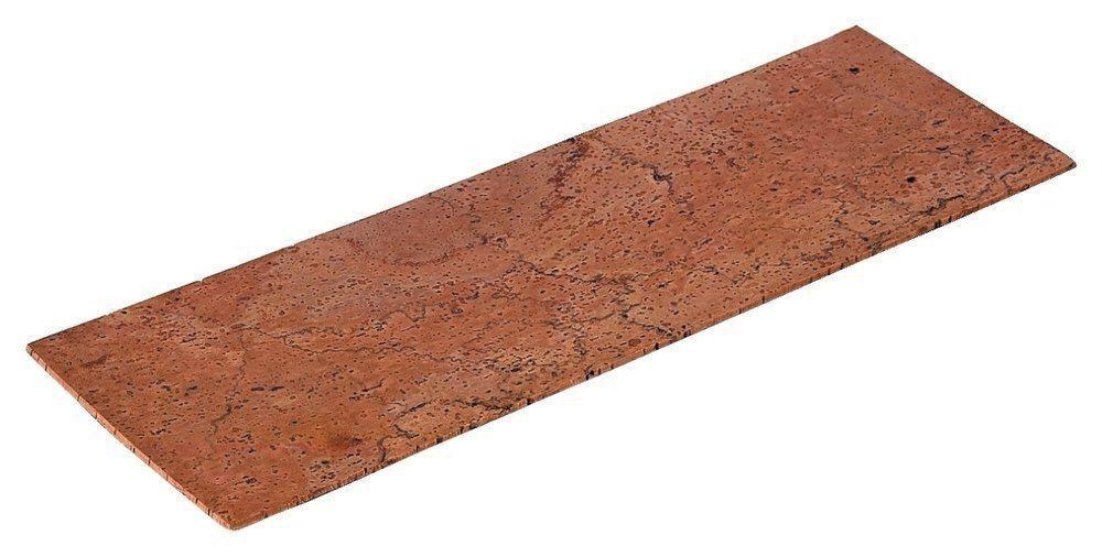 Korkplatte 3,0mm dick, 7x10 cm für Holzblasinstrumente