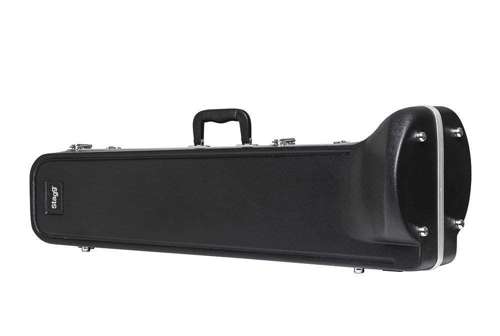 Posaunenkoffer ABS- Kunststoff, bis 22 cm Schallstückdurchmesser