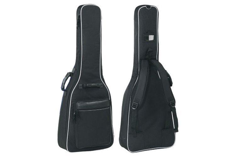 GEWA Economy Gigbag für Westerngitarre,  mit 12mm Polsterung, black