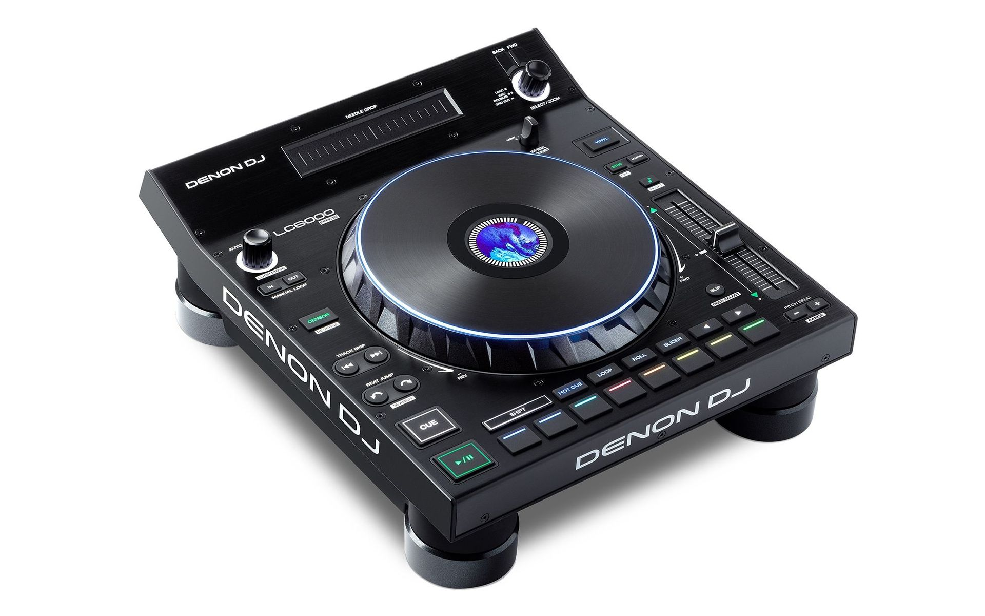 Denon DJ LC6000 Prime Layer Controller für Denon DJ Prime Mediaplayer
