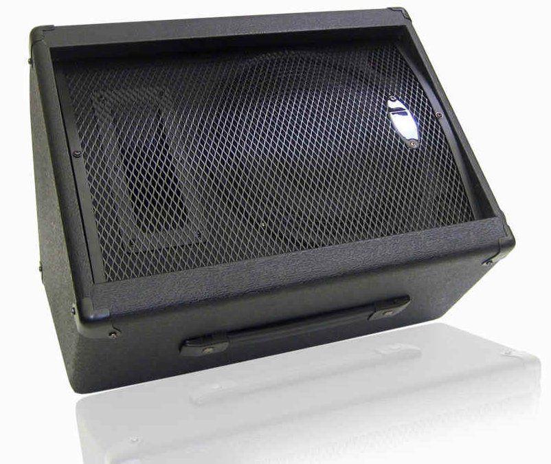 Mark Audio MPS 10 PA Monitorbox 10/2, Multifunktionsbox, Holzgehäuse, black