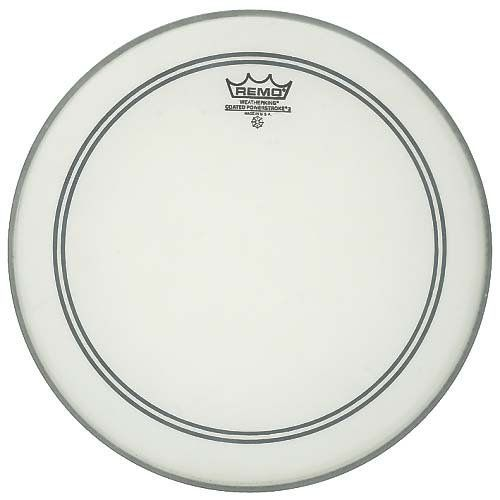 """Remo 14"""" Powerstroke 3 coated Snarefell P3-0114-C2"""