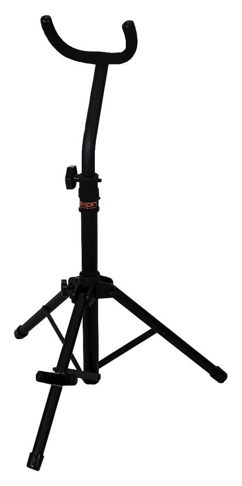 Markstein Bariton-Saxophon Ständer aus Aluminium, black, klein-klappbar
