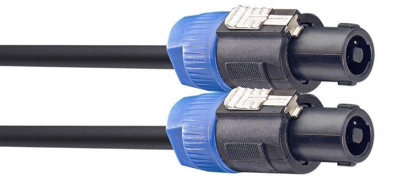 Boxenkabel Speakon/Speakon, 2x1,5mm², 6 Meter