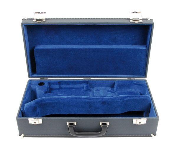 Jakob Winter Koffer für Trompete JW-470  Jazztrompete, Metallecken, Stoßkante