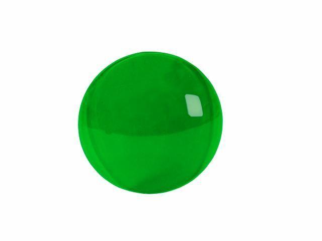 EUROLITE Farbkappe Plexiglas für PAR-36, hellgrün