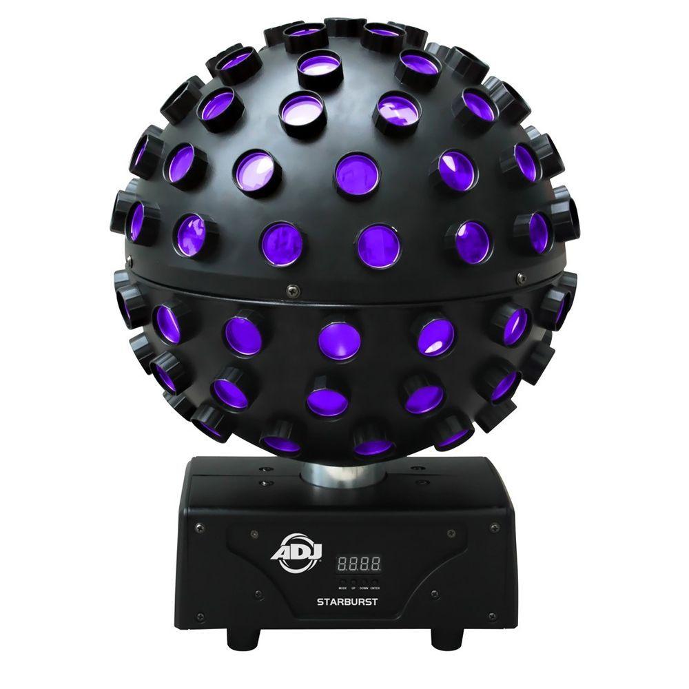 American DJ Starburst Lichteffekt LED-Sphären-Effekt ADJ