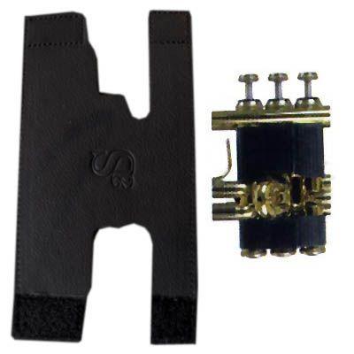 Handschutz /Griffschutz  Jazztrompete - besserer Halt - Schutz gegen Handschweiß