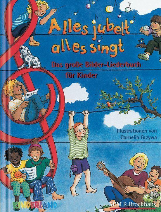 Noten  Alles jubelt, alles singt Liederbuch - Gebunden Hänssler 226390000