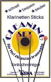 Reka Tonloch-Reiniger Pflege für alle Klarinetten,