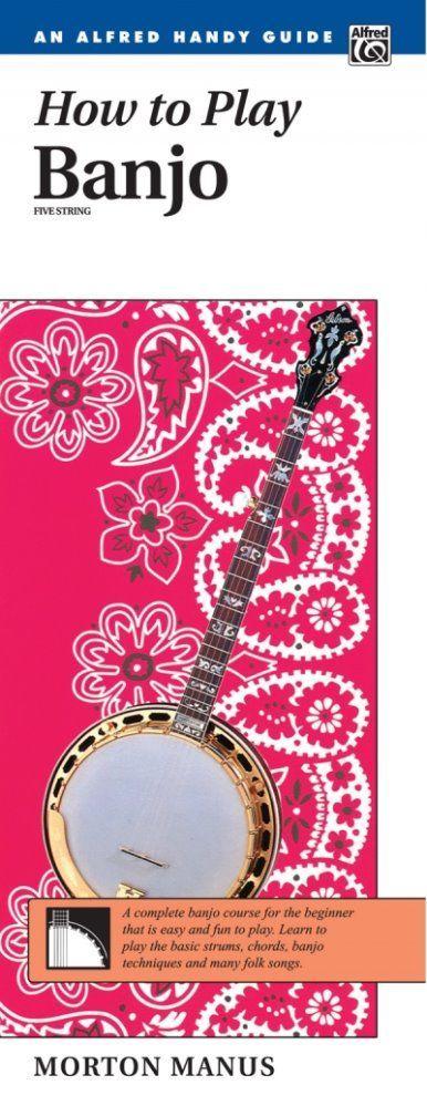 Noten How to play Banjo Five String Morton Manus ALF 1891  038081009155