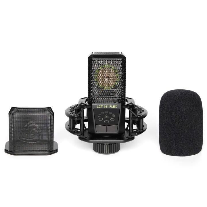 Lewitt LCT 441 FLEX Großmembran Kondensatormikrofon mit 8 Richtcharakteristiken