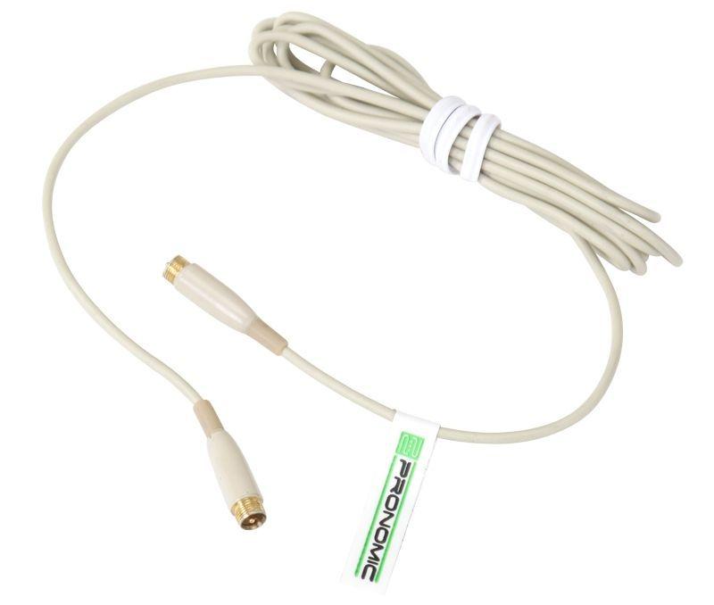Pronomic Ersatzkabel für HS-31 EA Headset