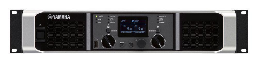 "Yamaha PX 5 Digital Endstufe, 2 x 800 Watt an 4 Ohm, 2 HE, 19"", DSP"