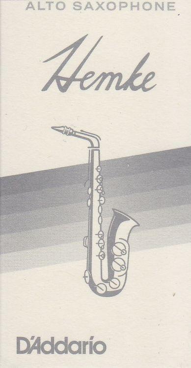 Hemke Altsaxophon 2,5 Blatt
