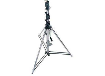 Manfrotto Stativ WIND-UP 087NW Silber