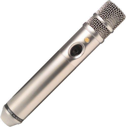 RODE NT3  Kondensator-Kleinmembranmikrofon für Gesang, Studio, Instrumete, Chor