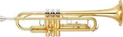 Yamaha YTR-3335 B-Trompete, Bohrung 11,65mm, incl.Etui u. Zubehör