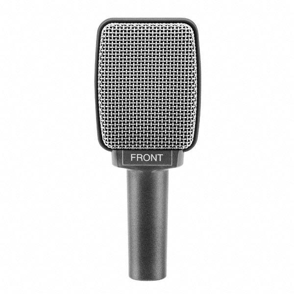 Sennheiser e 609 Silver Instrumenten-Mikrofon für GitarrenAmp-Abnahme, dynamisch