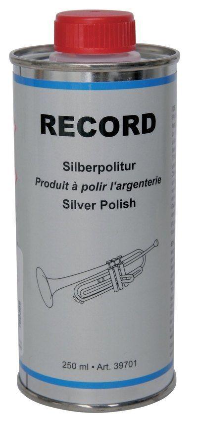 Record Silver Polish Politur für Metallblasinstrumente 250ml