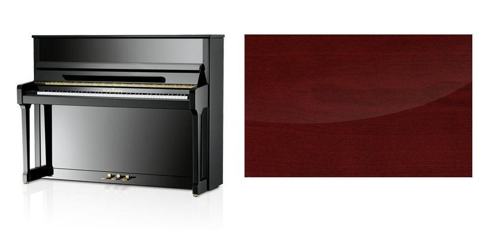 Schimmel C-116 Tradition Klavier, Mahagoni poliert