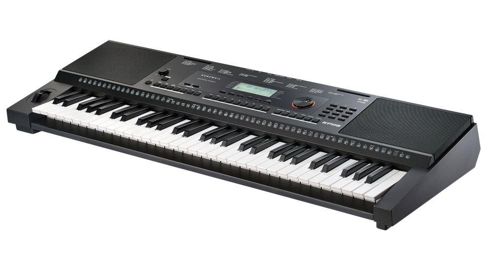 Kurzweil KP-110 Keyboard / Home Keyboard mit 128 facher Polyphonie