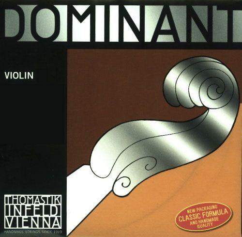 Thomastik Dominant Violine 4/4 Satz stark (130.131.132.133)