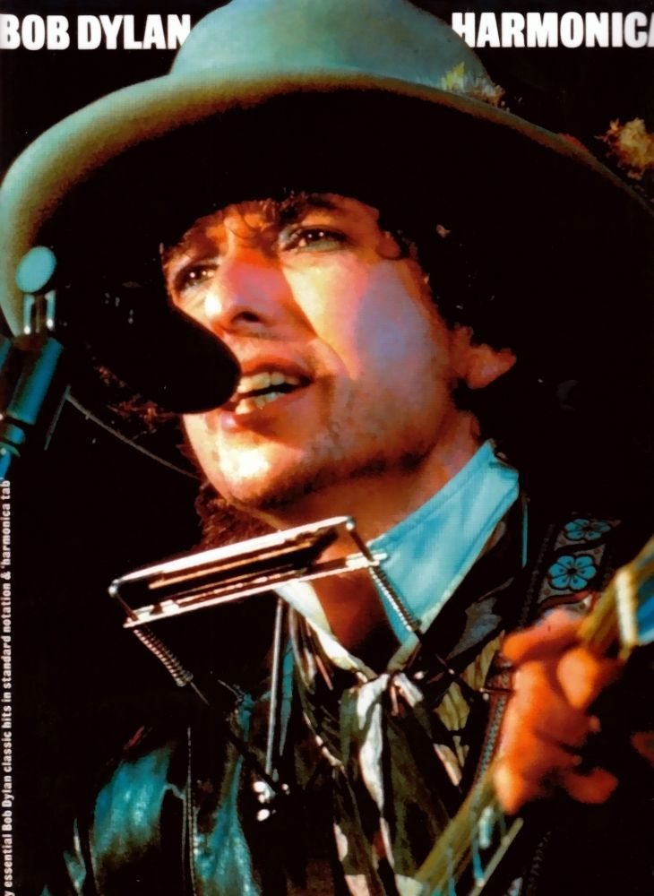 Noten Bob Dylan Harmonica Mundharmonika Best of Titel - MSAM 932140