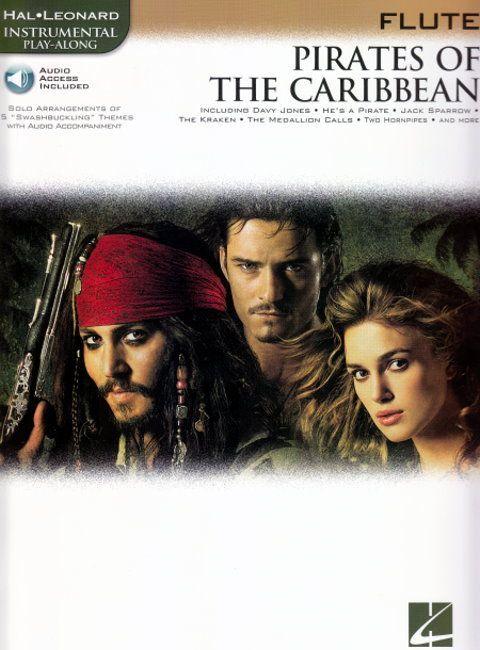 Noten Pirates of caribbean Fluch der Karibik incl. download Code HL 842183