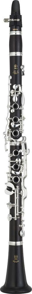 Yamaha YCL-457II-20 B-Klarinette 20 Klappen, incl. Etui u. Zubehör