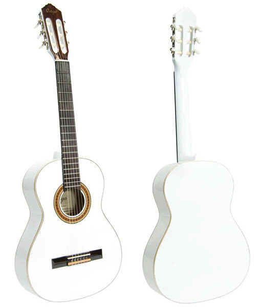 Ortega R-121-WH Konzertgitarre incl. Tasche