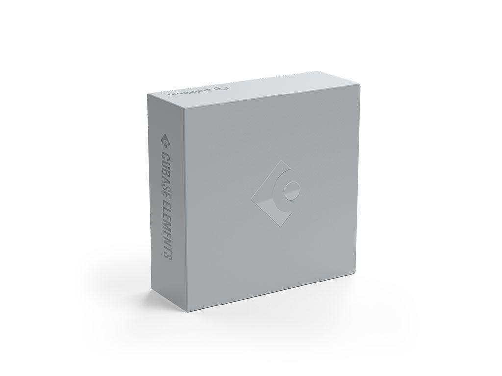 Steinberg Cubase Elements 11 Retail  Software Audio-Midi-Sequenzer DAW